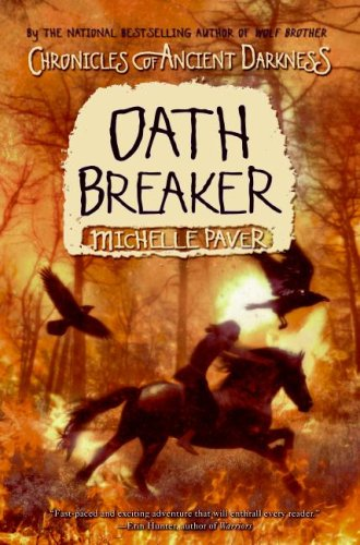 Chronicles of Ancient Darkness #5: Oath Breaker   2009 9780060728373 Front Cover