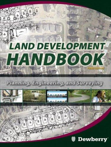 Land Development Handbook  3rd 2008 edition cover