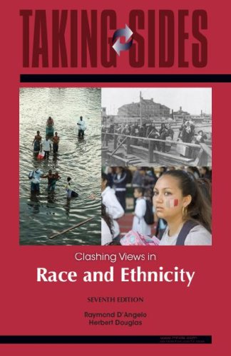 Race and Ethnicity  7th 2009 edition cover