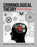 Criminological Theory A Brief Introduction 4th 2015 edition cover