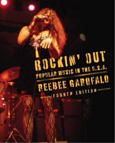 ROCKIN' OUT:POP.MUSIC IN THE U 4th 2008 9780135138373 Front Cover