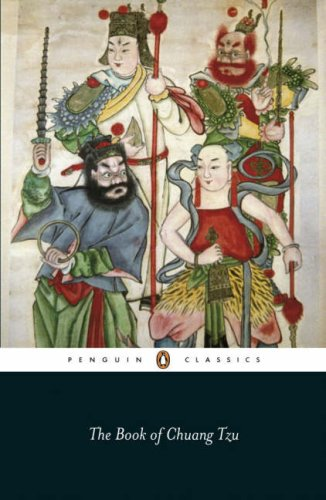 Book of Chuang Tzu   2006 (Revised) edition cover