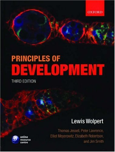 Principles of Development  3rd 2006 (Revised) edition cover
