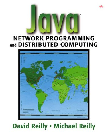 Java Network Programming and Distributed Computing   2002 edition cover