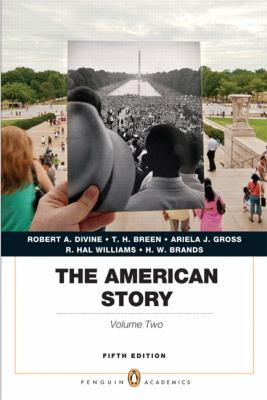 American Story  5th 2013 (Revised) edition cover