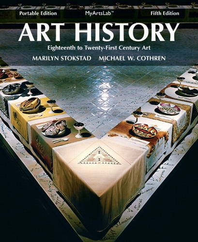 Art Hisotry Eighteenth to Twenty-First Century Art 5th 2014 edition cover