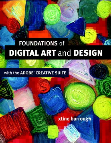 Foundations of Digital Art and Design with the Adobe Creative Cloud   2014 edition cover