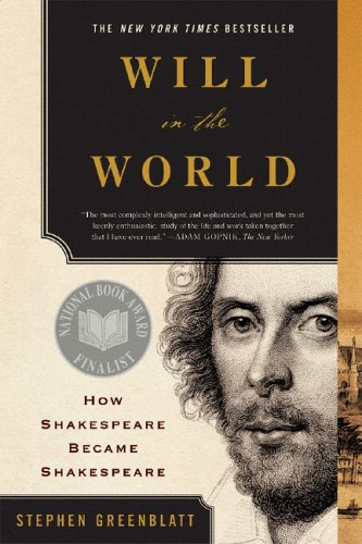Will in the World How Shakespeare Became Shakespeare N/A edition cover