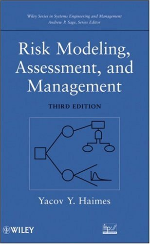 Risk Modeling, Assessment, and Management  3rd 2009 edition cover