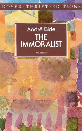 Immoraliste  Unabridged edition cover