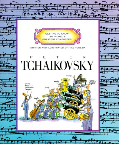 Peter Tchaikovsky   1994 edition cover