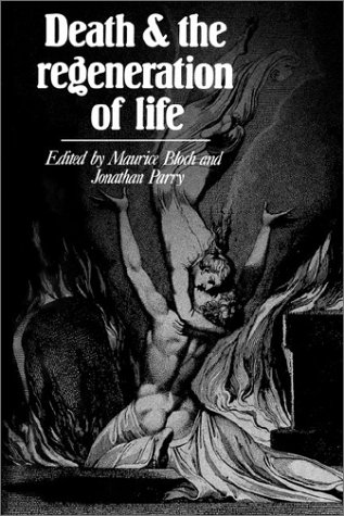 Death and the Regeneration of Life   1982 edition cover