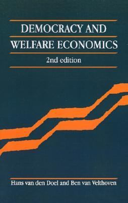 Democracy and Welfare Economics  2nd 1993 (Revised) 9780521436373 Front Cover