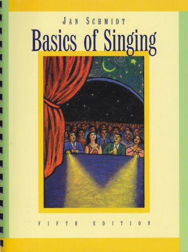 Basics of Singing  5th 2003 (Revised) edition cover