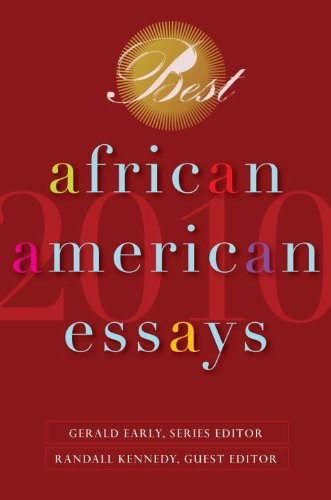 Best African American Essays 2010   2010 9780553385373 Front Cover