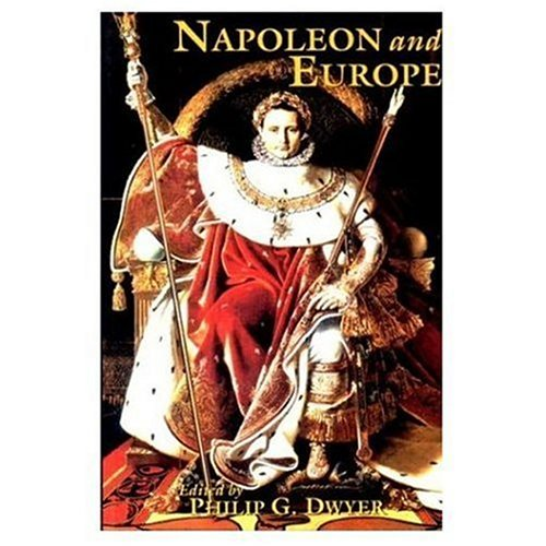 Napoleon and Europe   2001 edition cover