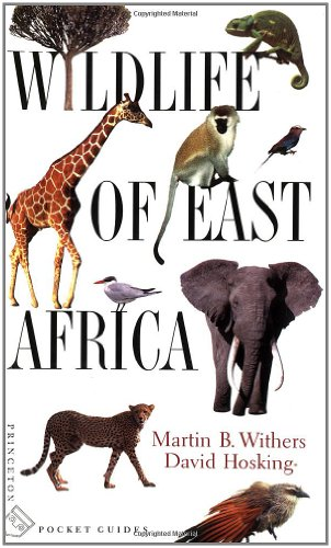 Wildlife of East Africa   2002 edition cover
