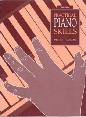 Practical Piano Skills  5th 1991 (Revised) edition cover