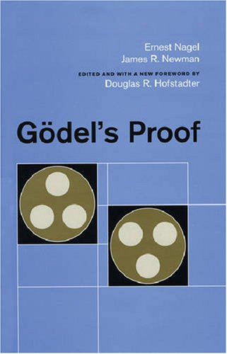 Godel's Proof  15th (Anniversary) edition cover