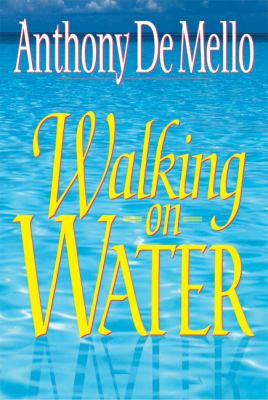 Walking on Water  N/A edition cover