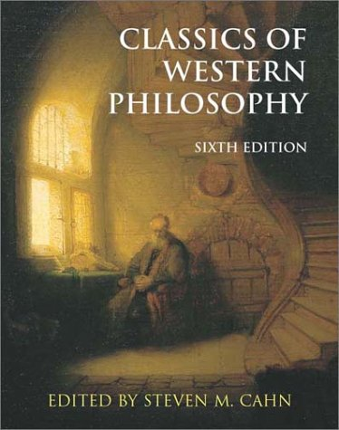 Classics of Western Philosophy  6th 2002 (Revised) edition cover