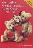 Collectible German Animals Value Guide, 1948-1968 N/A 9780875883373 Front Cover