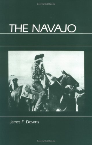 Navajo  Reprint  edition cover