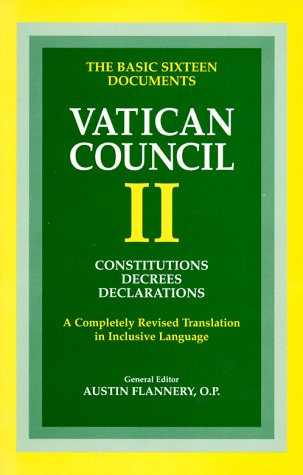 Documents of the Vatican Council N/A edition cover