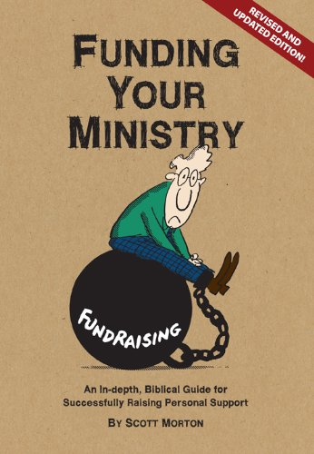 Funding Your Ministry  Revised edition cover