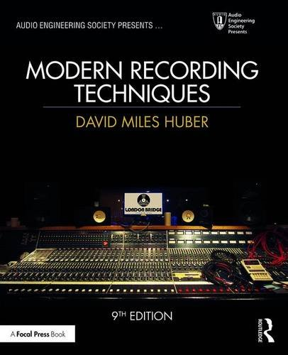 Modern Recording Techniques  9th 2018 9781138954373 Front Cover