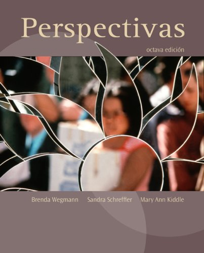 Perspectivas  8th 2010 edition cover