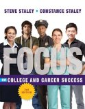 Focus on College and Career Success:   2014 edition cover