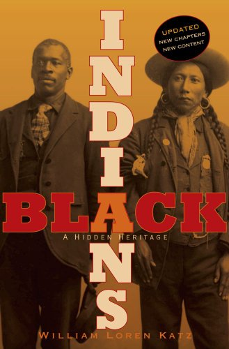 Black Indians A Hidden Heritage  2012 edition cover