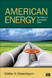 American Energy: The Politics of 21st Century Policy  2014 edition cover