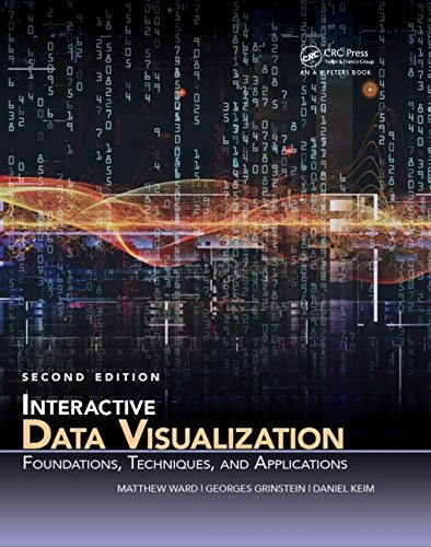 Interactive Data Visualization Foundations, Techniques, and Applications, Second Edition 2nd 2015 (Revised) edition cover