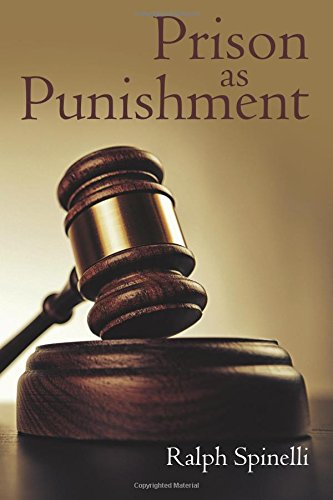 Prison As Punishment  N/A edition cover