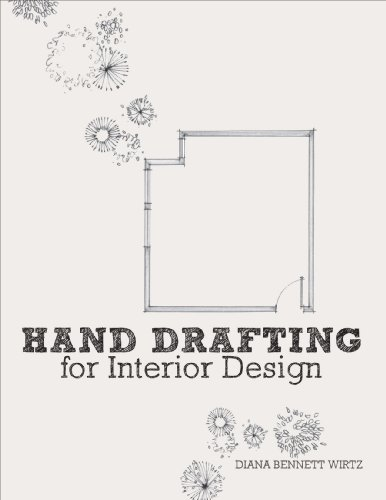 Hand Drafting for Interior Design   2009 edition cover