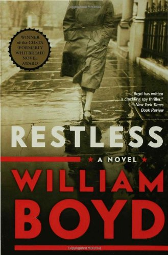 Restless  N/A 9781596912373 Front Cover
