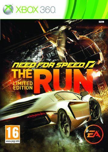 NEED FOR SPEED: THE RUN LIMITED EDITION (AT-PEGI) Xbox 360 artwork