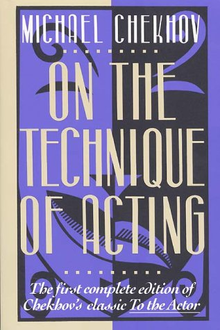 On the Technique of Acting   1993 edition cover