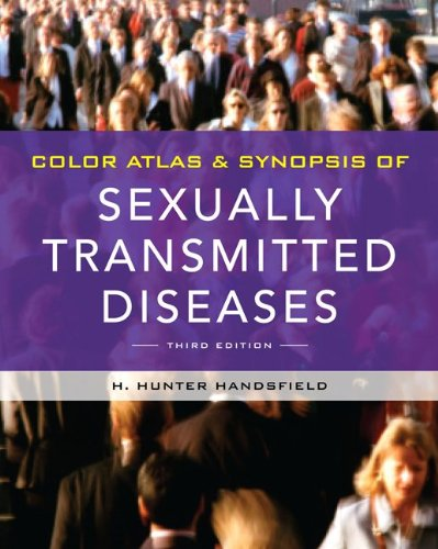 Color Atlas and Synopsis of Sexually Transmitted Diseases  3rd 2011 edition cover
