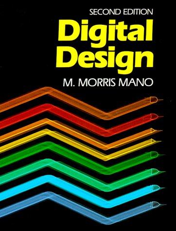 Digital Design  2nd 1991 9780132129374 Front Cover