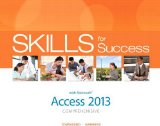 Skills for Success with Access 2013 Comprehensive   2014 edition cover