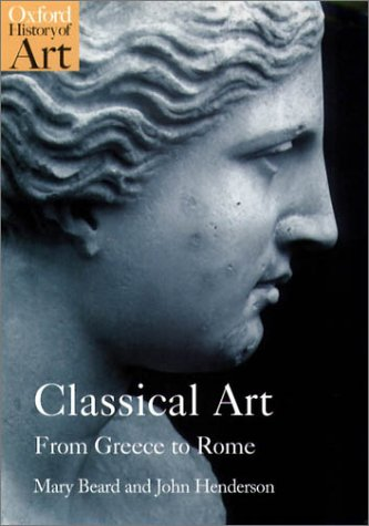 Classical Art From Greece to Rome  2001 edition cover