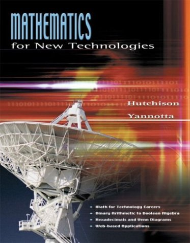 Mathematics for New Technologies   2004 edition cover