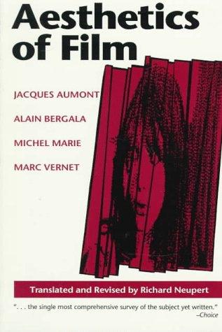 Aesthetics of Film   1992 edition cover