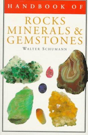 Handbook of Rocks, Minerals, and Gemstones   1993 edition cover