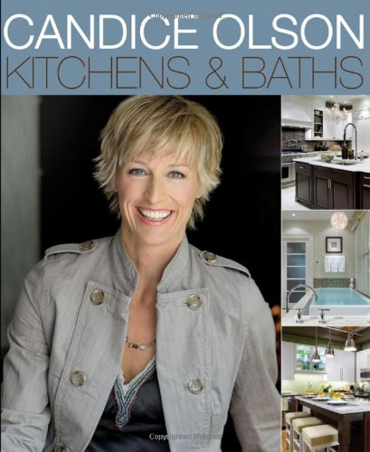 Candice Olson Kitchens and Baths   2011 edition cover
