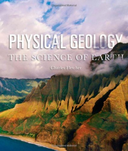 Physical Geology The Science of Earth  2011 edition cover
