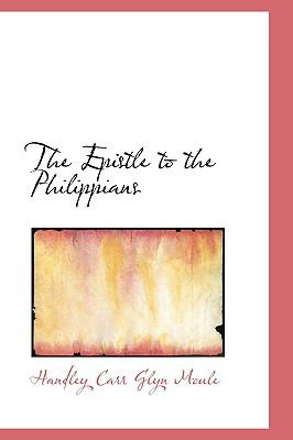Epistle to the Philippians  2008 edition cover